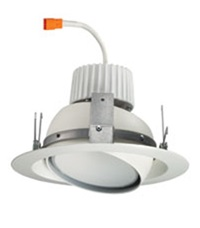 Retrofit LED Eyeball Trim, 900L